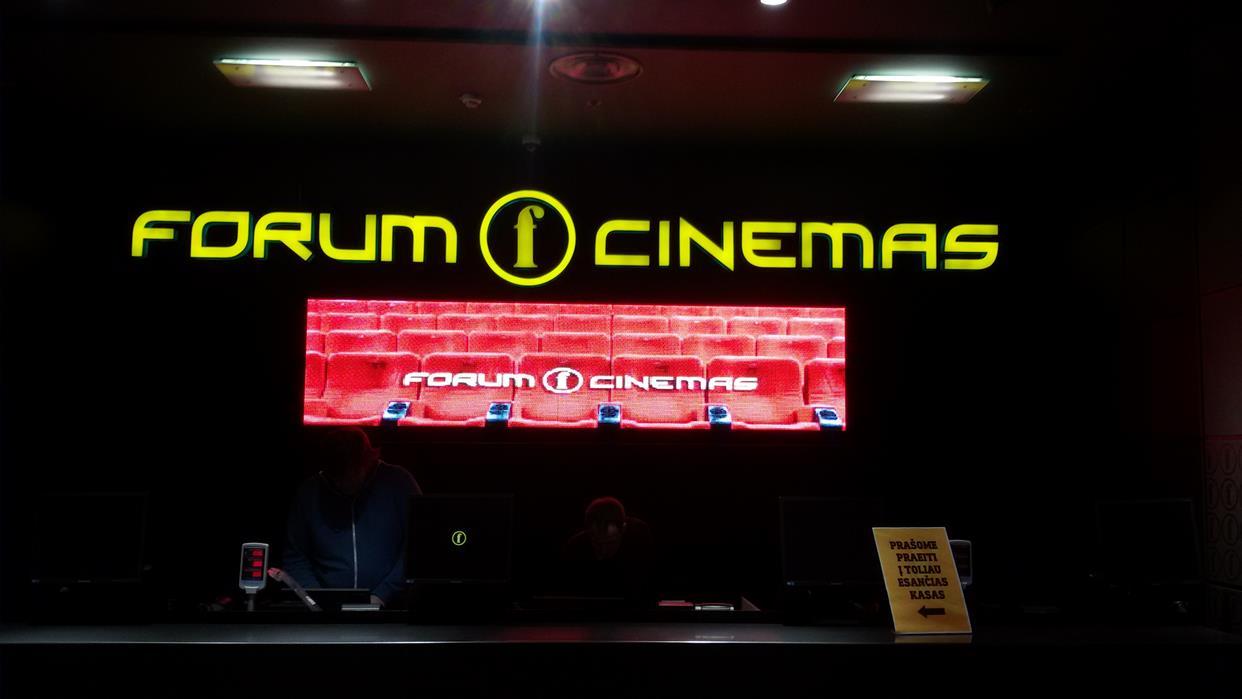 Cinema Litwa Wilno P7,62