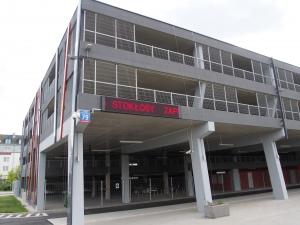 System Parkingowy P+R (Stokłosy Warszawa )