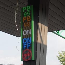 GR1001 SMD - stacja paliw 1