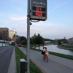 Licznik rowerów-2