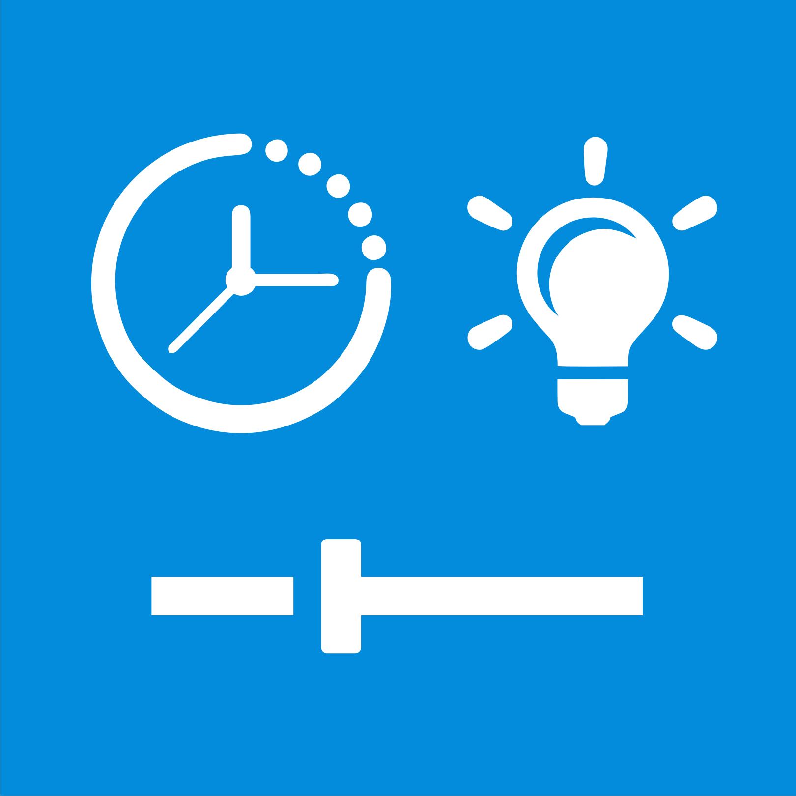możliwość ustawienia określonej jasności świecenia w zadanych godzinach, lub opcja automatycznej regulacji jasności na podstawie pomiarów z czujnika.