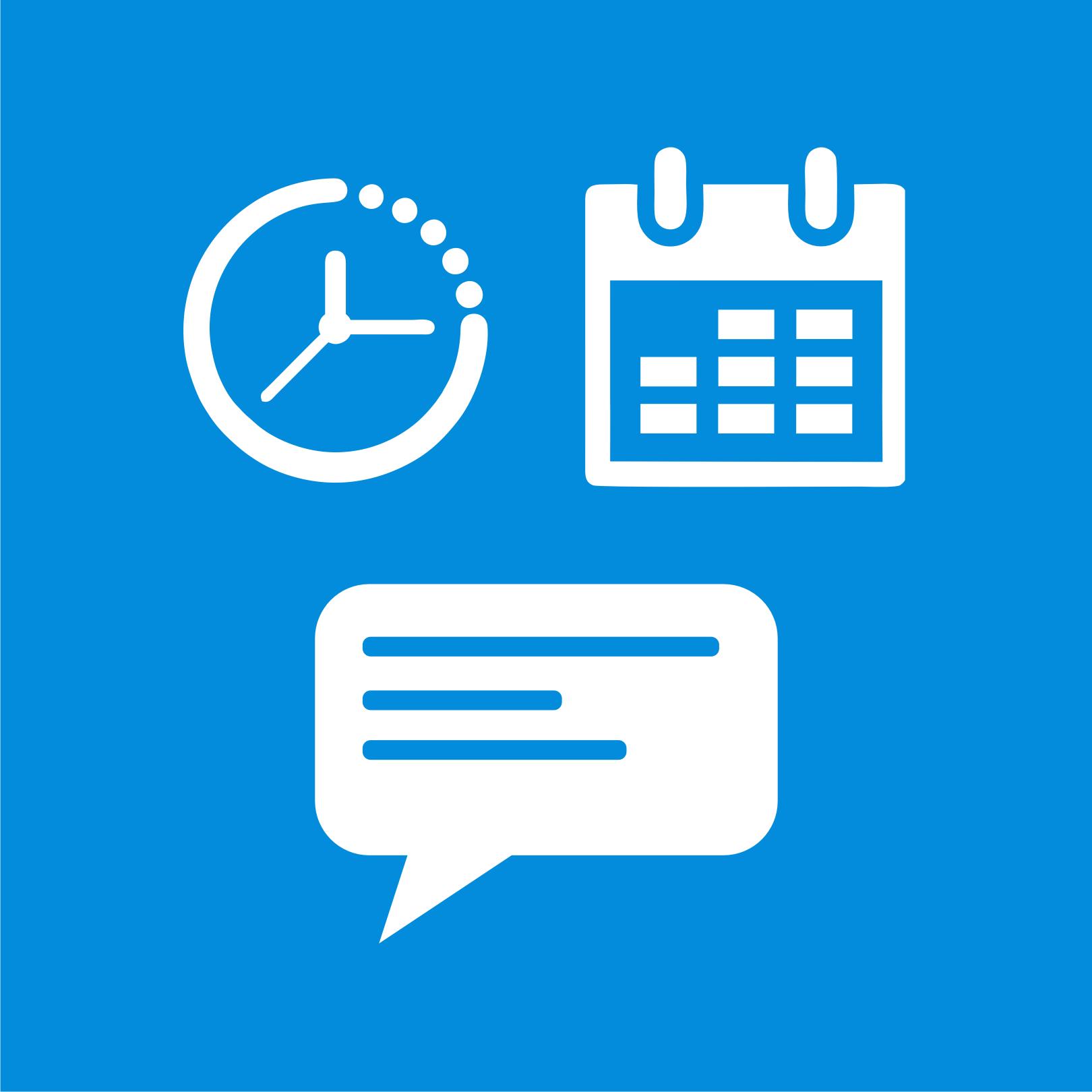 Tablica posiada funkcję automatycznego włączania i wyłączania o zadanych godzinach