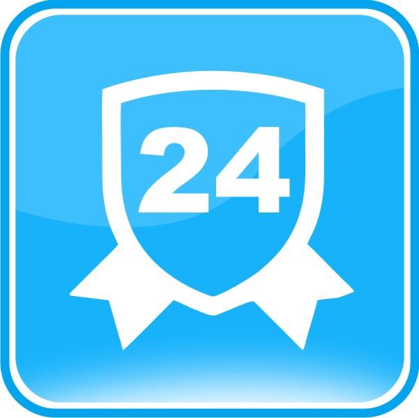 Gwarancja 24 miesiące